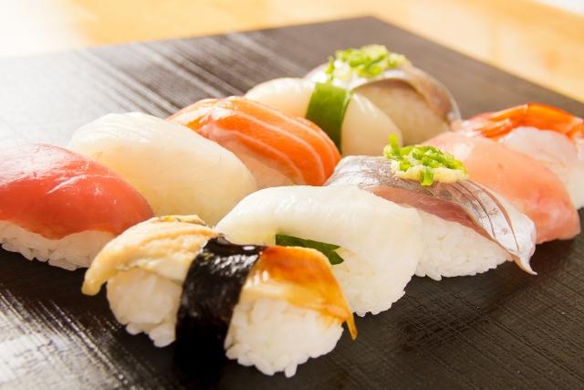 銀のさら寿司イメージ画像