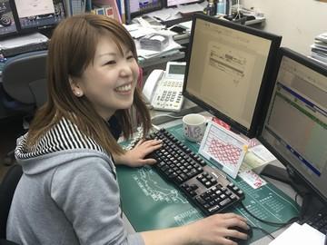 高橋商事 事務イメージ