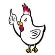 天下鳥ます logo