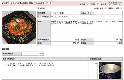 イタリアン食堂 イメージ画像01