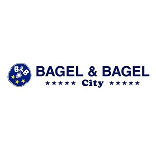 BAGEL & BAGEL City Logo