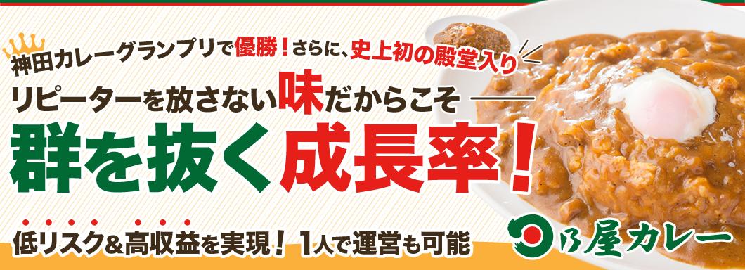 日乃屋カレー メイン画像