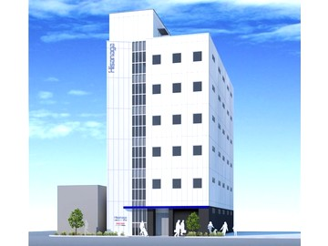 新社屋建設中!令和3年3月に完成予定です。ここで新たなスタートを切ります!